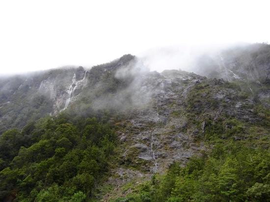 nouvelle zélande nz milford sound fiordland